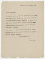 Albert Einstein to Otto Nathan, 21 Aug 1934