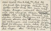 Elsa Einstein to Otto Nathan, 27 May 1936