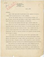 English translation of typescript regarding U.S. relations with Russia, 1 June 1948