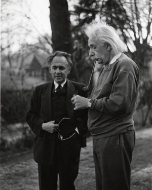 Nathan and Einstein